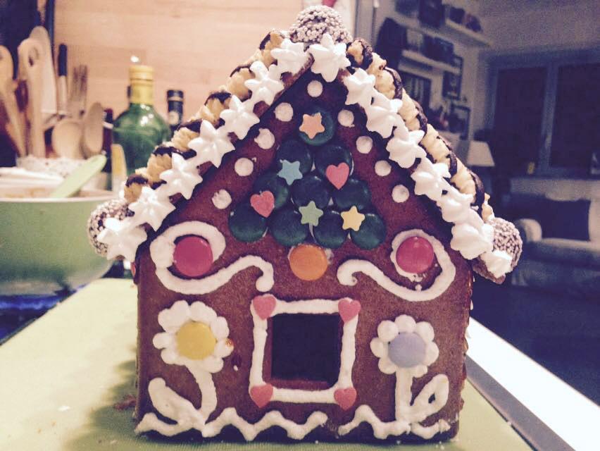 Casetta Di Natale Ikea : Casetta di pan di zenzero